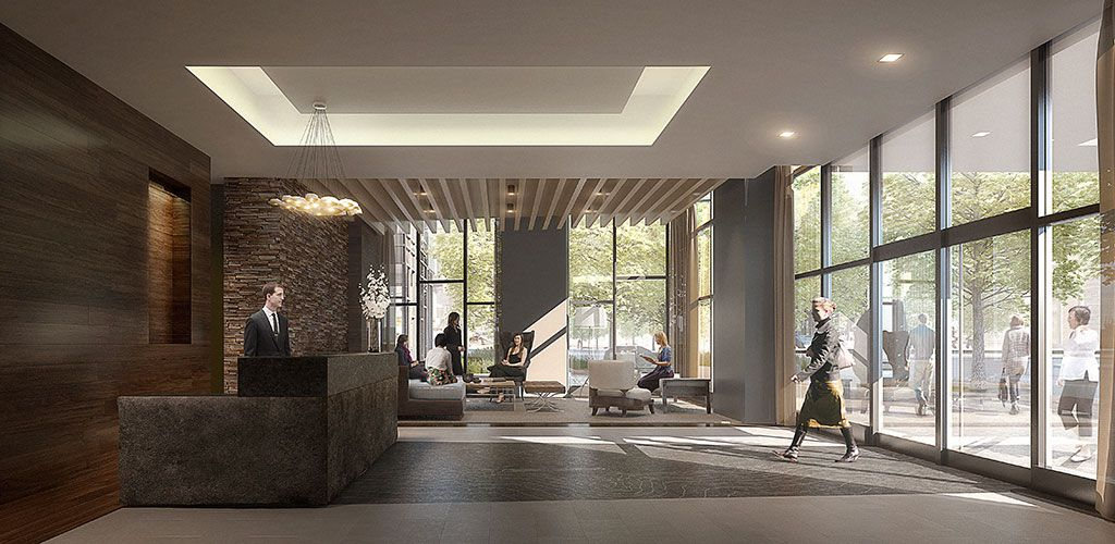 Apartment Building Lobby Design Ideas Style To Spare L In Decor