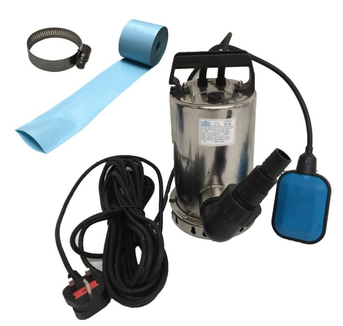 Happy Hot Tubs Submersible 400w Water Pump Submersible Pump Tub Pumps