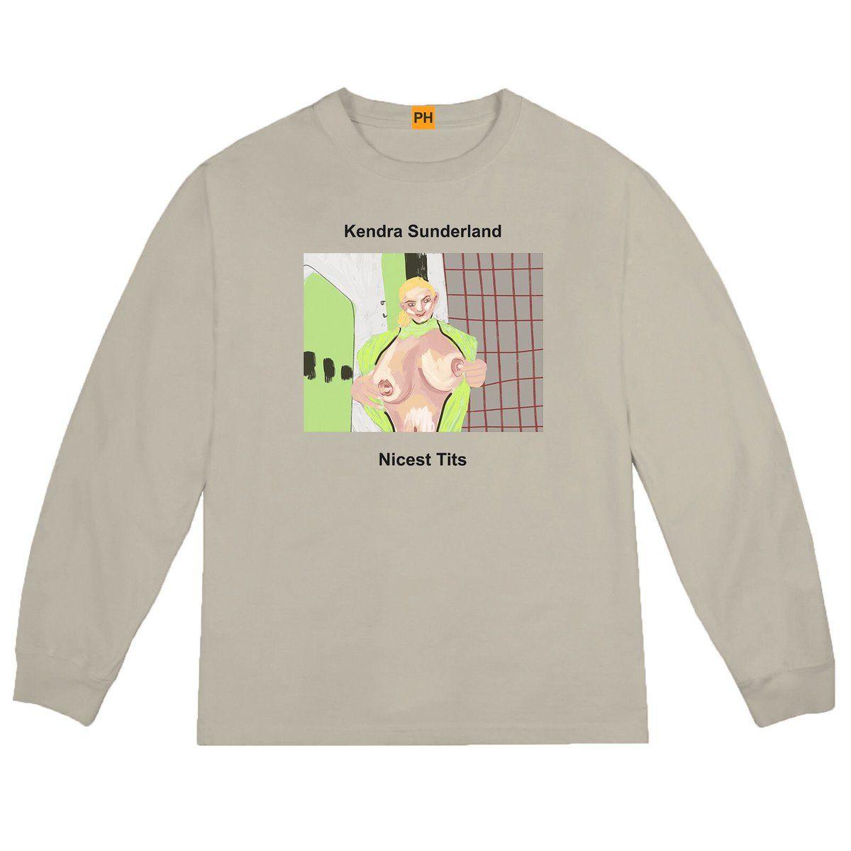 Kanye West Kanyewest Twitter Long Sleeve Tshirt Men Kanye West Graphic Sweatshirt