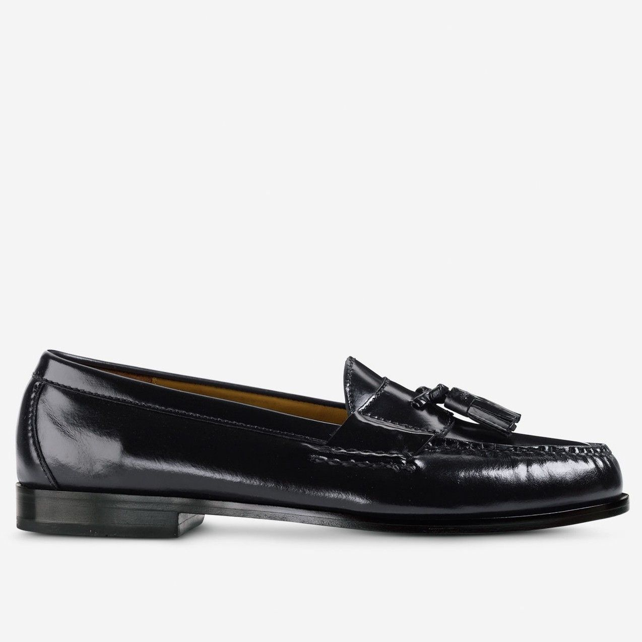 4cf9bd45288 COLE HAAN Pinch Tassel Loafer - Black.  colehaan  shoes
