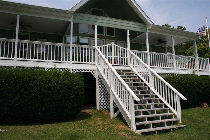 House vacation rental in logan martin lake estates from