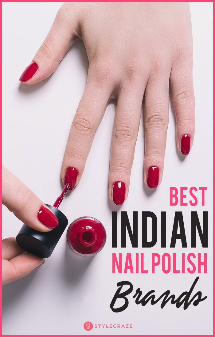 10 Best Nail Polish Brands In India - 2018 Update (With Reviews ...