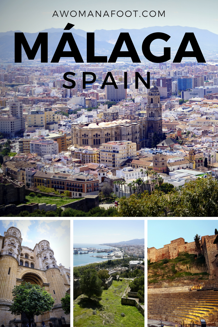 Why You Should Put Mlaga On Your Spanish Itinerary  A Woman Afoot  Destinations Trails  Hiking Camping Travel  Andaluca, Mlaga, Espaa-3286