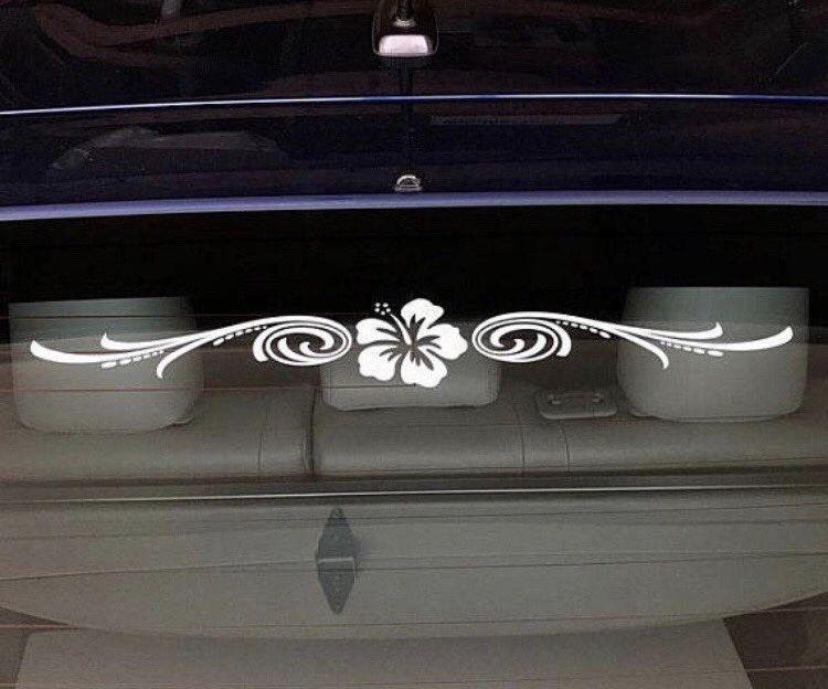 Windshield Banner Decal Custom Vinyl Car Truck Window