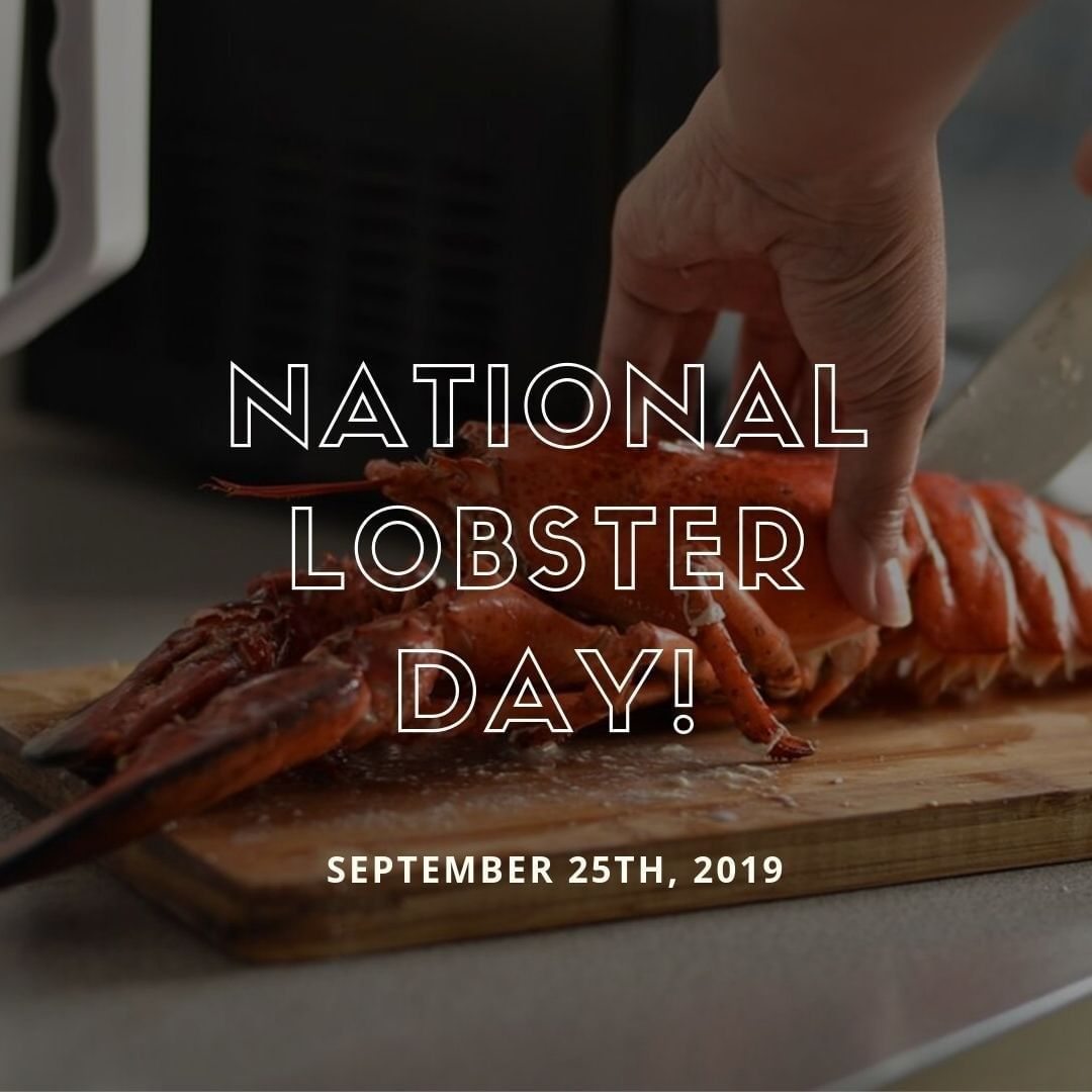 National Lobster Day Why Don T You Have Some Lobster Dishes