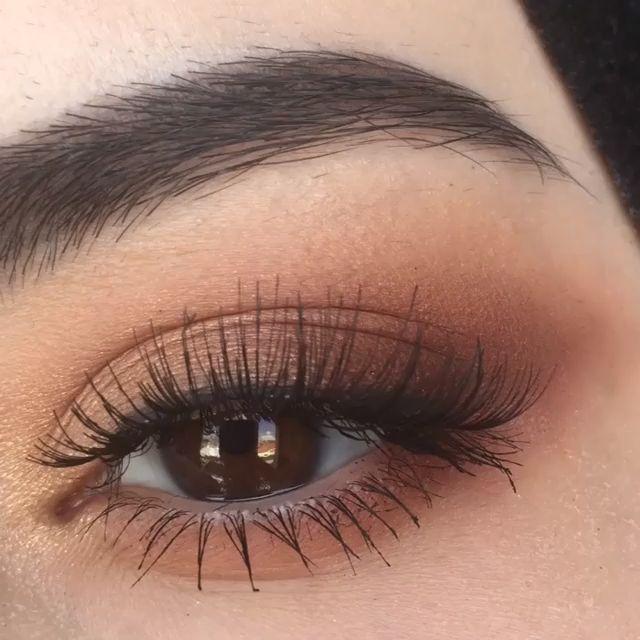 #makeuplooks #makeupinspiration #eyemakeupideas #smokeyeyemakeup #makeup –
