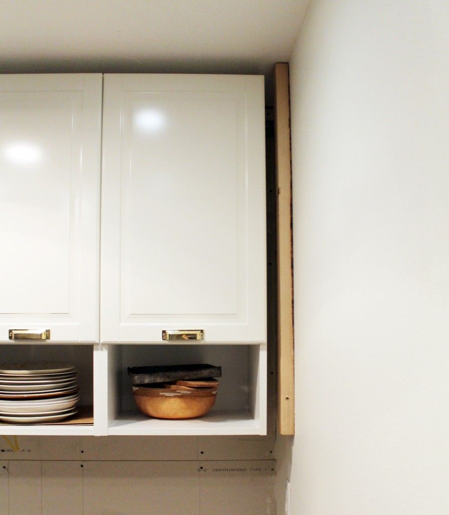How To Trim Out Ikea Cabinets Ikea Cabinets Kitchen Cabinets Trim Ikea Kitchen Planning
