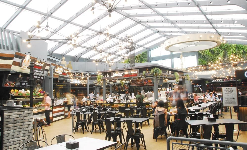 Bangkok S Best Food Courts Mall Food Court Food Court Food
