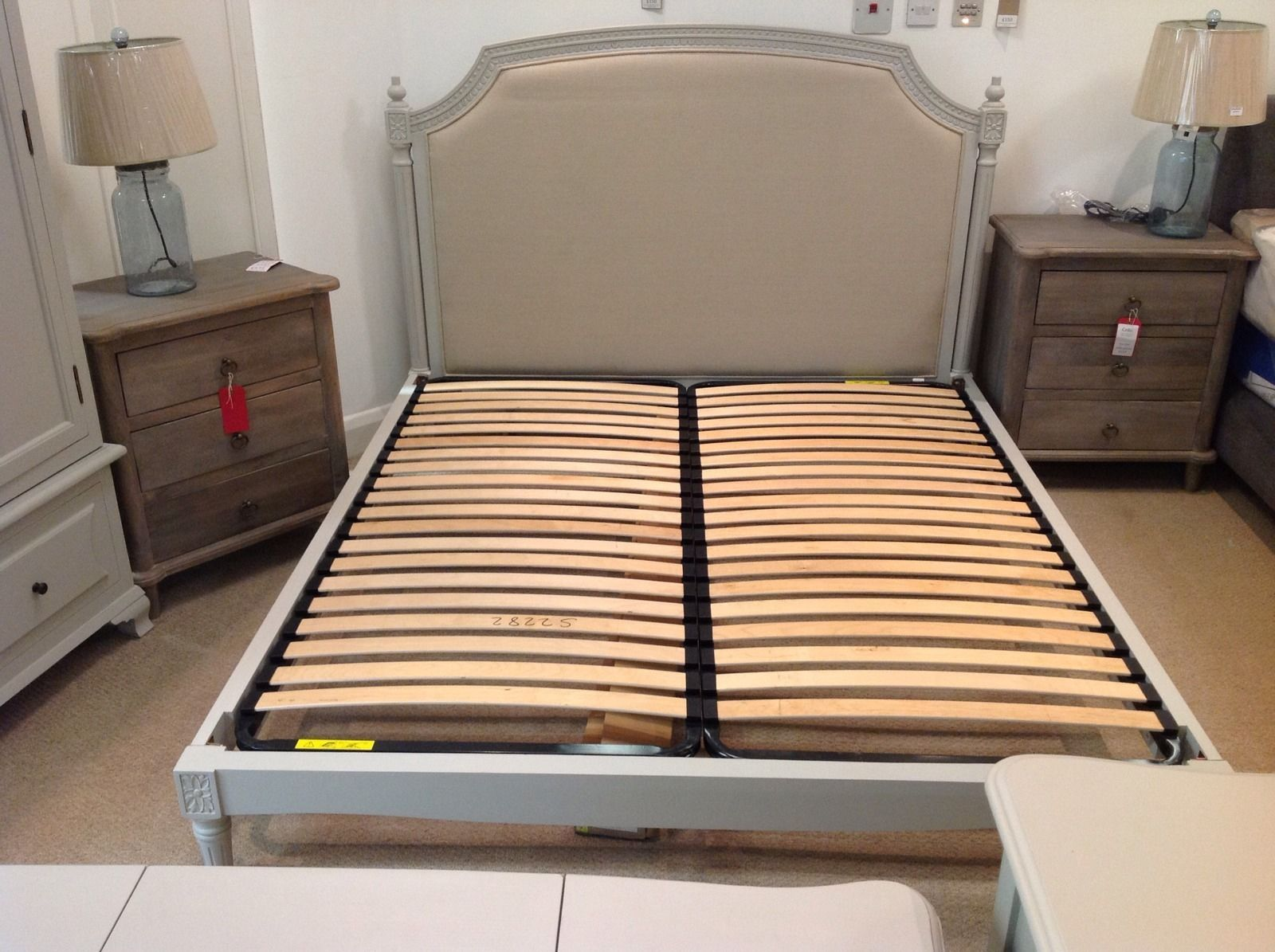 Claude french style Superking bed eBay Furniture, Wood