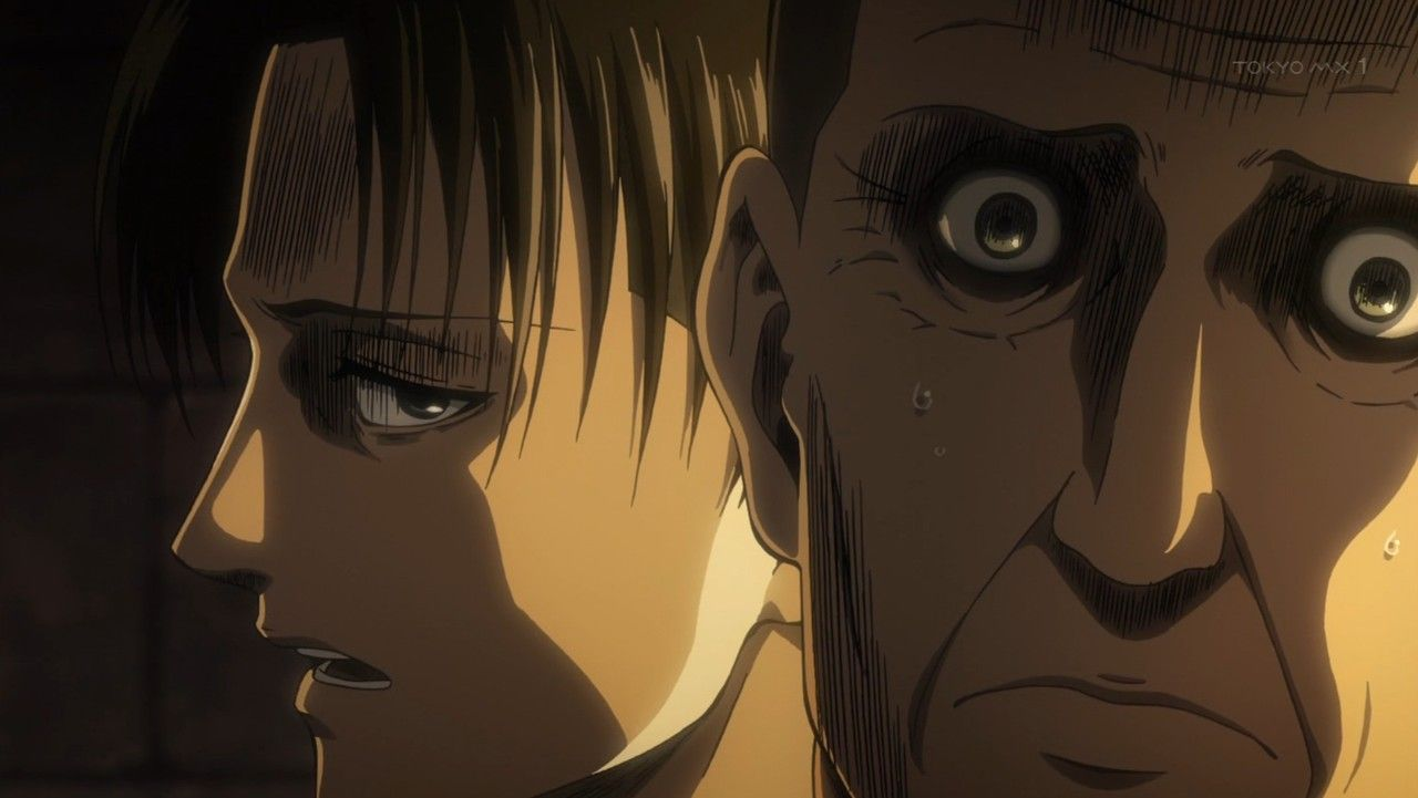 Attack on Titan - Season 2 Episode 28