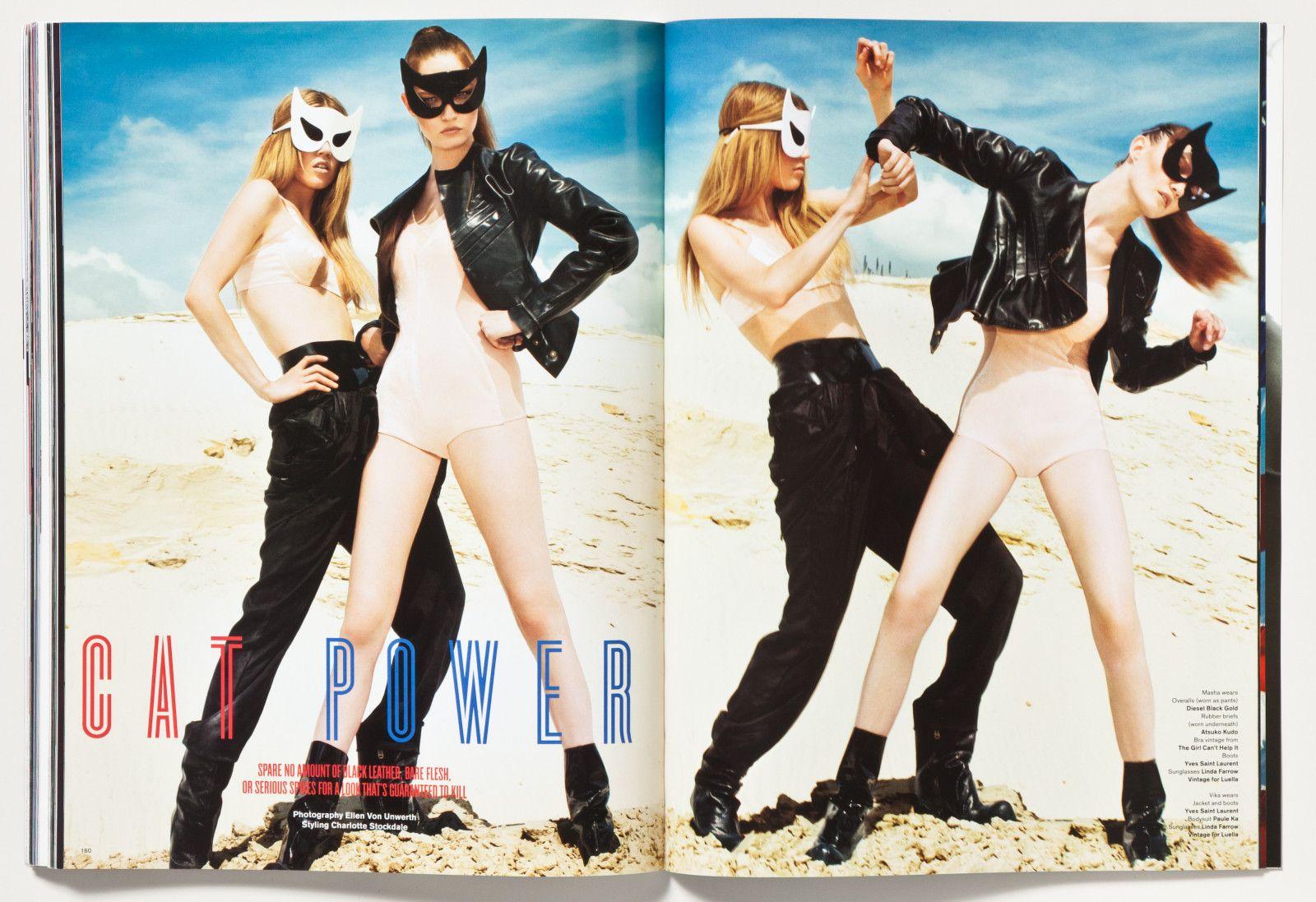 Filed under V Magazine Winter 2008 by vmagazine