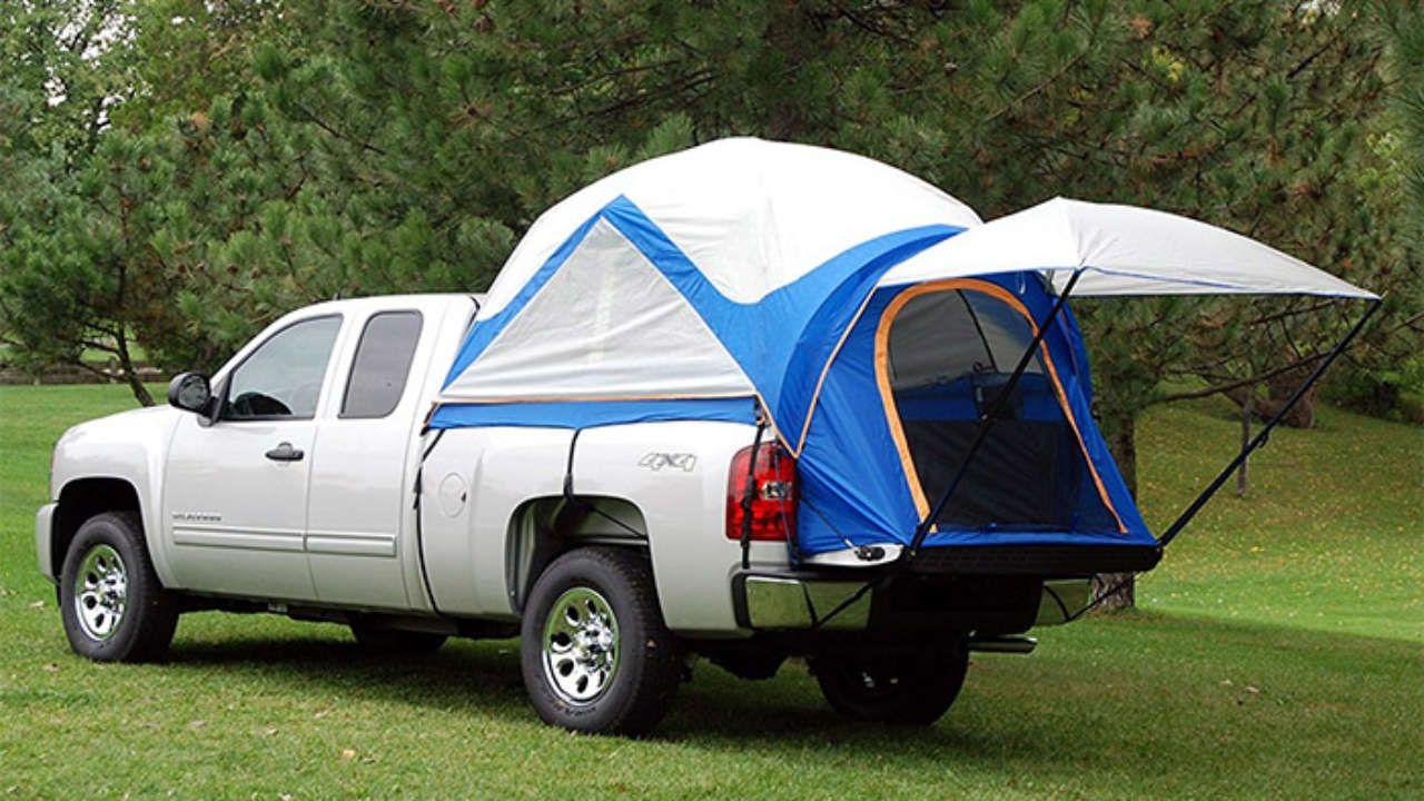 Best Top Ten Truck Bed Tent Reviews Truck tent, Truck