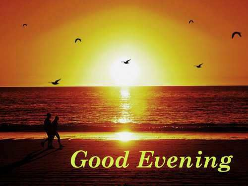 Good Evening Sms In Hindi Images Evening Pictures Good Evening