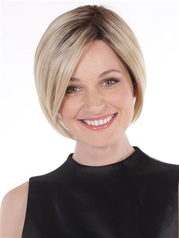 Spice Girl, Heat Friendly Synthetic Lace Front Wig by BelleTress - WowWigs.com   Bobs for thin ...