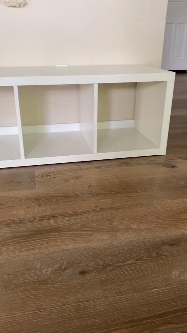 Ikea Hallax Bench hack