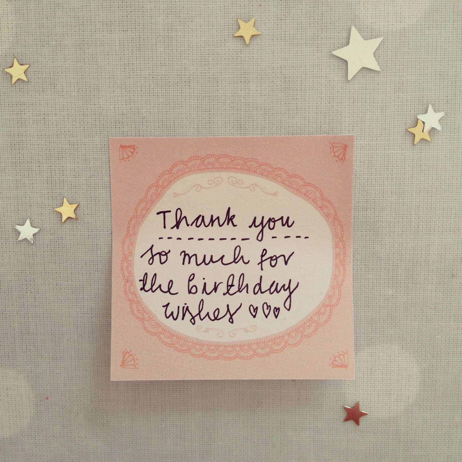 Collection of thousands of free thank you birthday wish from all collection of thousands of free thank you birthday wish from all over the world kristyandbryce Choice Image
