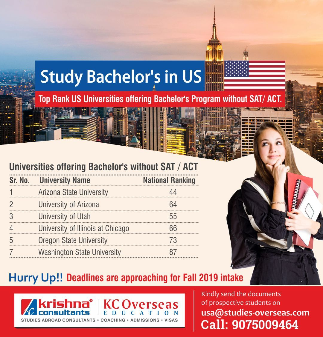Study In Usa Bachelor Program Study Us Universities