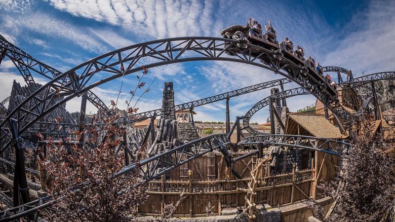 Pin Van Derkie Op Themeparks Achtbaan Pretparken Park
