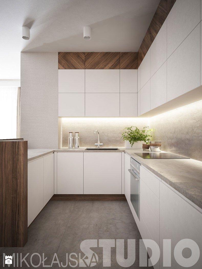 Sie gestalten küchen-design-ideen kuchnia projekt  zdjęcie od mikoŁajskastudio  kuchnia  styl