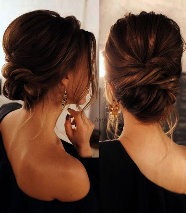 Fine Hair Shoulder Length Hair Indian Wedding Hairstyles For Short Hair In 2020 Bridal Hair Updo Hair Styles Long Hair Styles