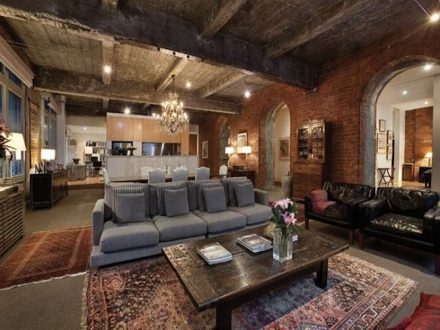 Old Melbourne Warehouse Converted From The 1800s Warehouse Home Home Warehouse Living