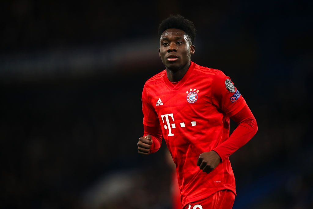 How Manchester United Missed Out On Bayern Munich Star Alphonso Davies Fcbayern How Manchester United Missed Out On Bayern Munic In 2020 Bayern Munich Bayern Munich