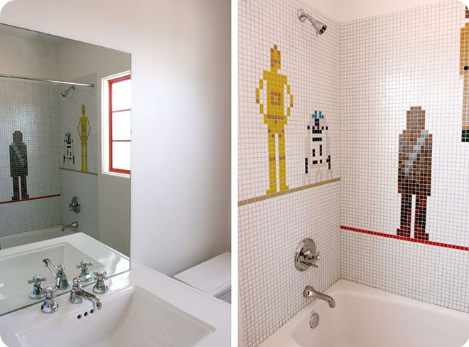 Since It Become More Por Star Wars Bathroom Decor Also Becomes Favorite For People Who Like This Is Tips To Create