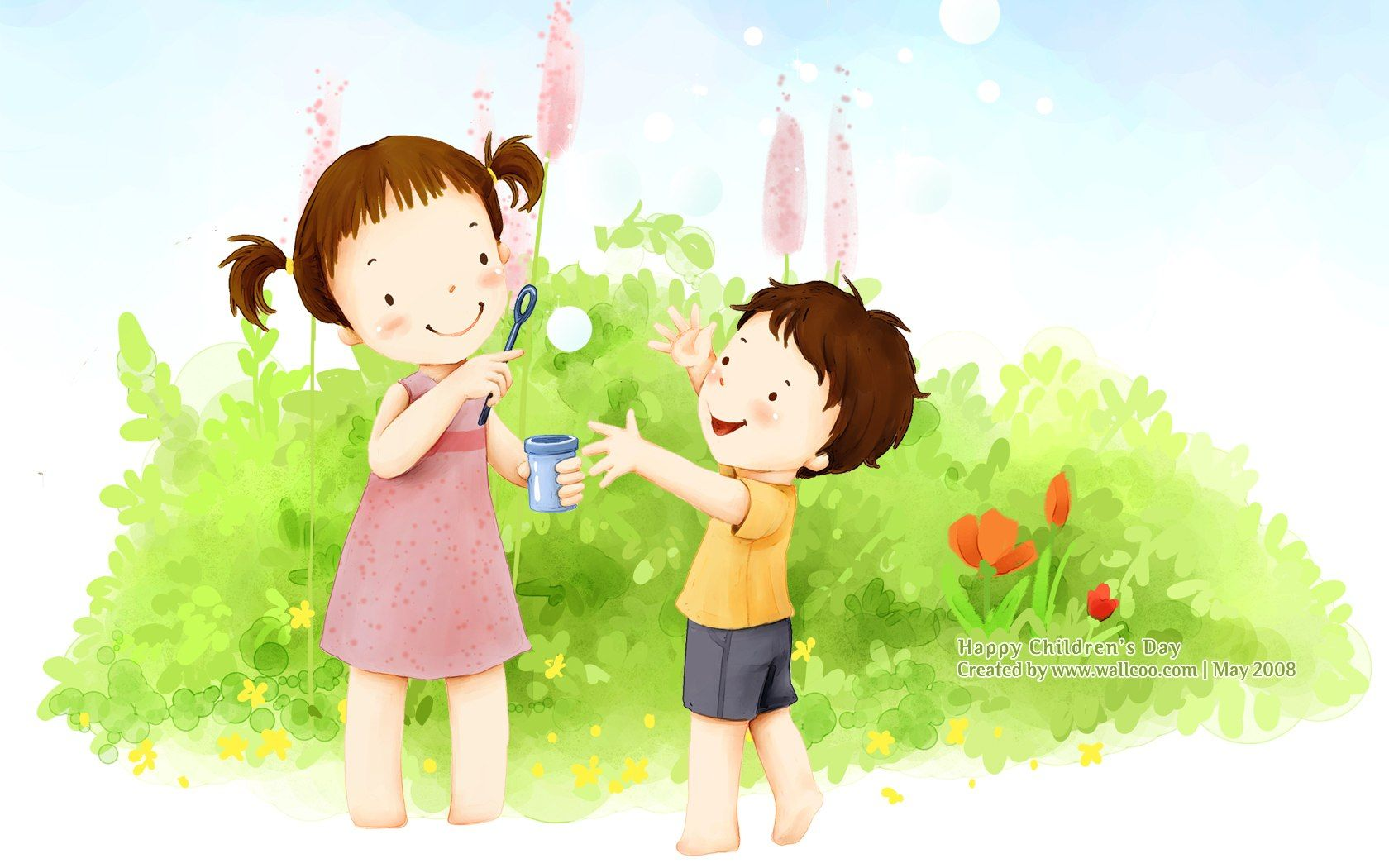 illustration art of children e01 psd 021 jpg - Pictures For Children