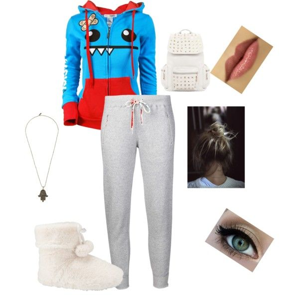cute lazy day outfitgraceluvv1d on polyvore featuring