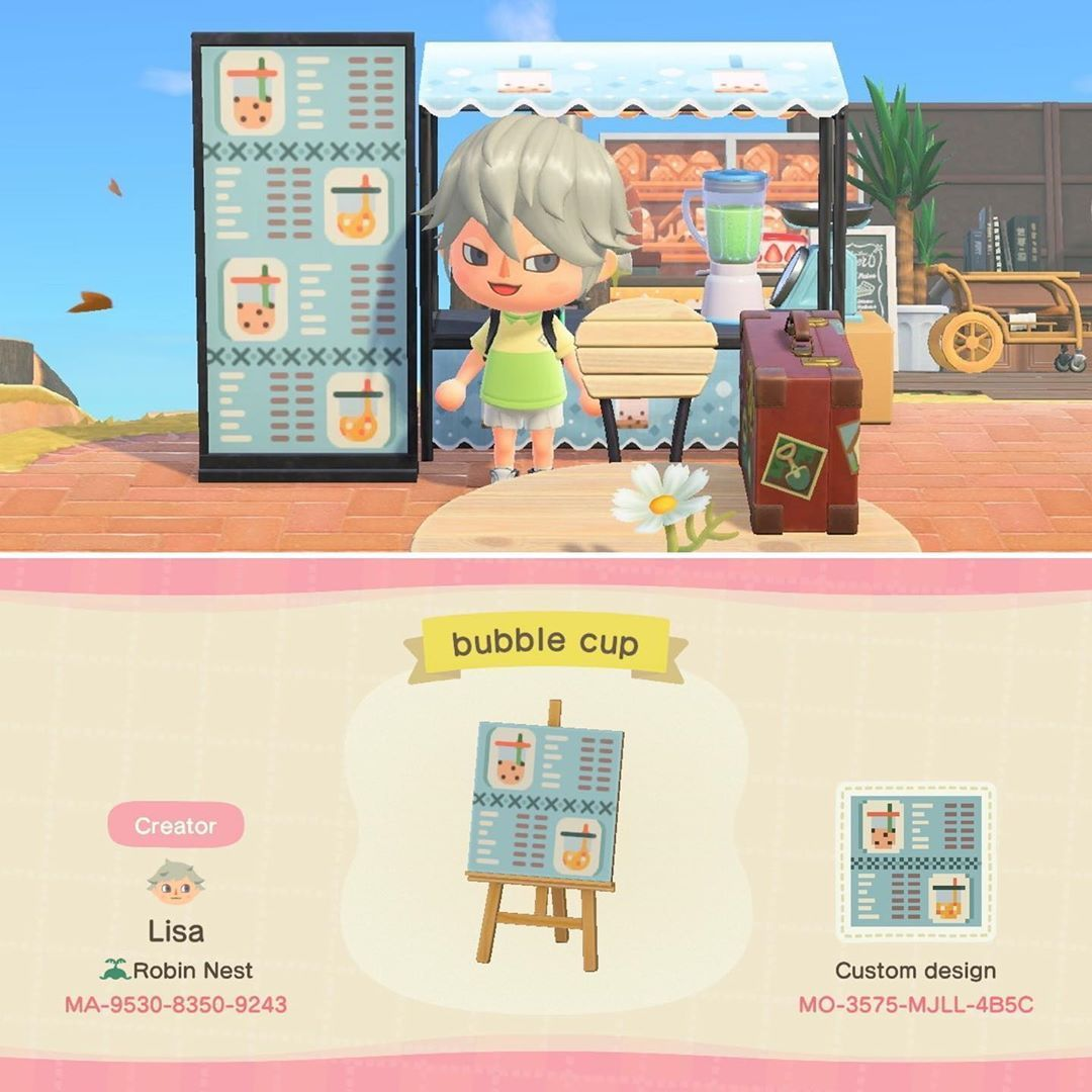 12++ Animal crossing stand designs ideas in 2021