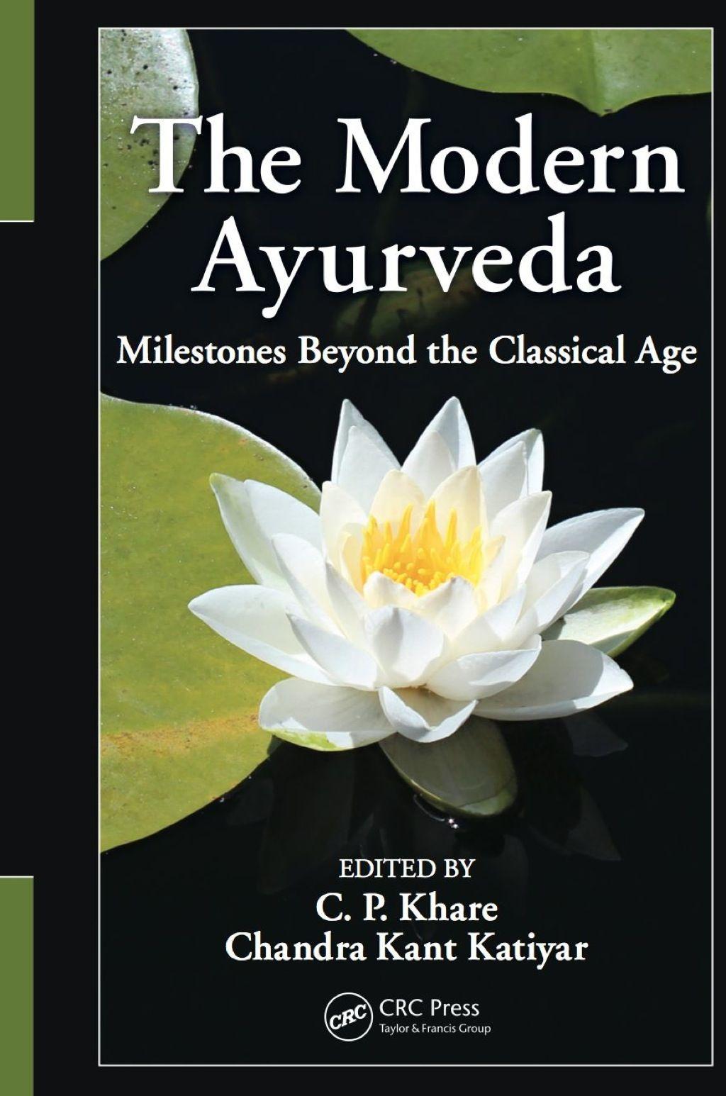 The Modern Ayurveda (eBook Rental) | Products | Ayurveda, Modern, Books