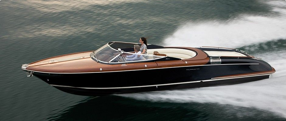 Riva Aquariva Super boat, exterior  - Lengers Yachts