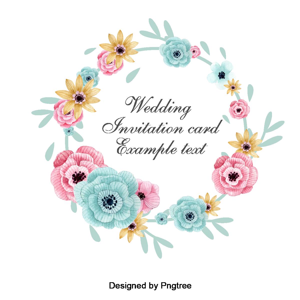 2020 的 Colored Garlands, English Letter, Flower Round PNG