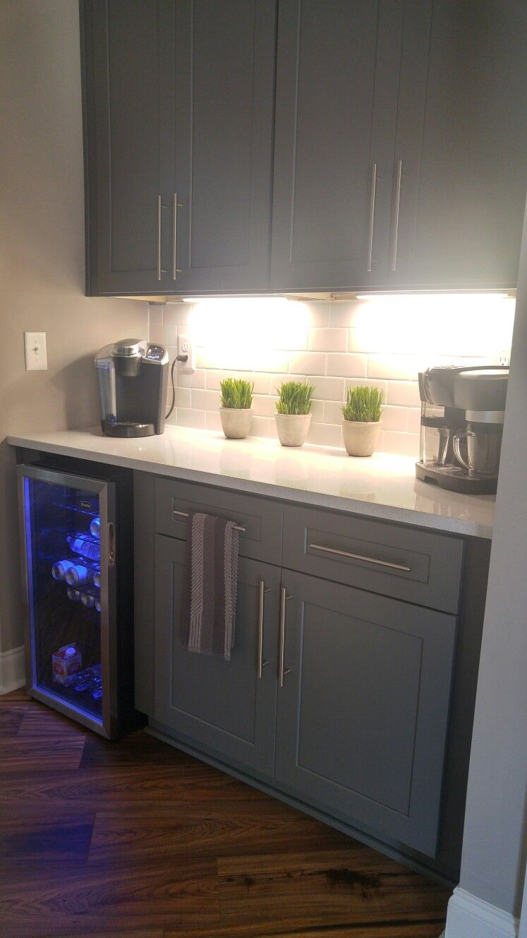 Kensington Kitchen Cabinets: Kensington Park By Frank Betz. Butlers Pantry. Coffee Bar