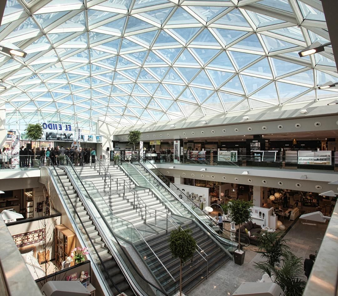 Best One Of Our Skylights For Shopping Centres Gridshell 640 x 480