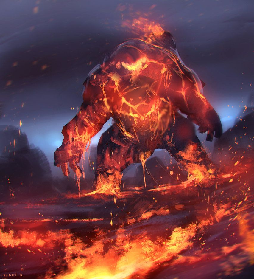 Magma Armor By Saeedramez Deviantart Com On Deviantart With Images