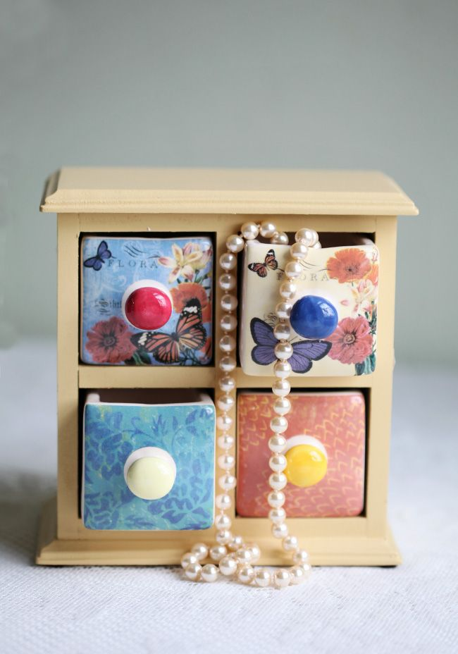 Butterfly Flora Apothecary Chest 29.99 at shopruche.com ...