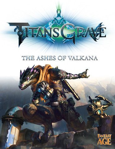 Titansgrave The Ashes Of Valkana Pdf Green Ronin Online Store