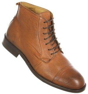 Hudson Fenway Tan Brown Boot