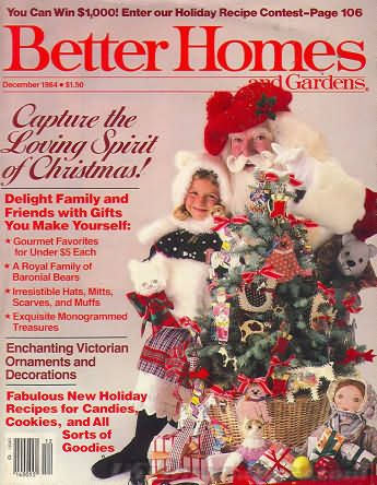 better homes and gardens magazine december 1984 back issues past issues and used magazines