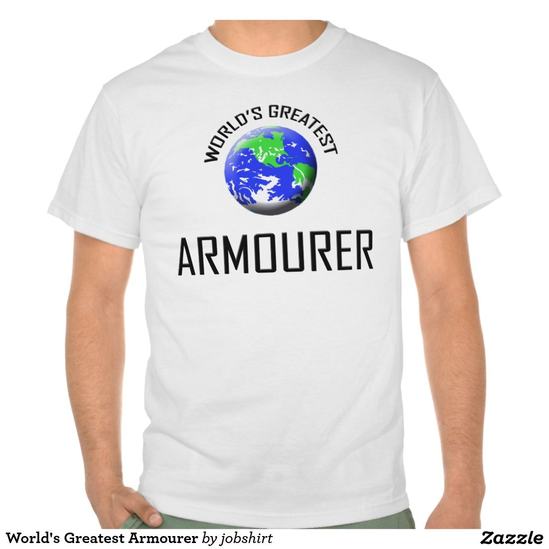 World's Greatest Armourer Shirts