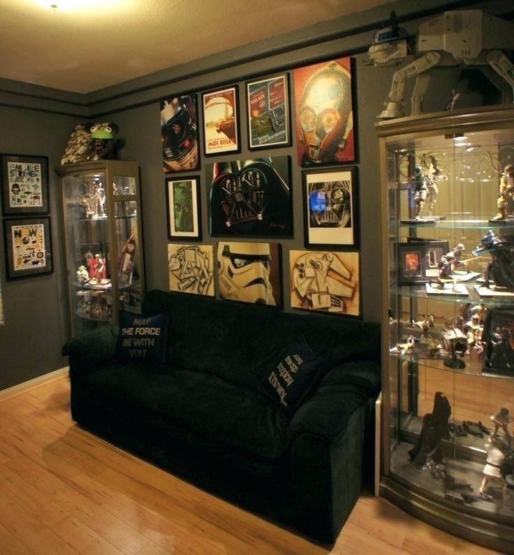 Star Wars Home Decor Homipet Man Cave Living Room Bedroom