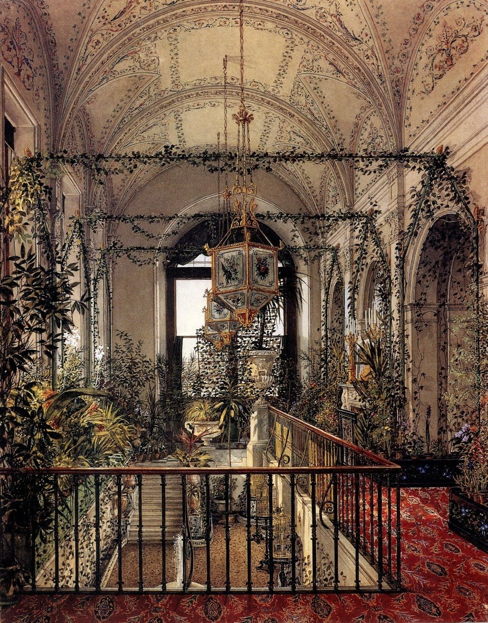 FOR PILAR~: The Suite of Empress Alexandra Feodorovna at the Winter ...
