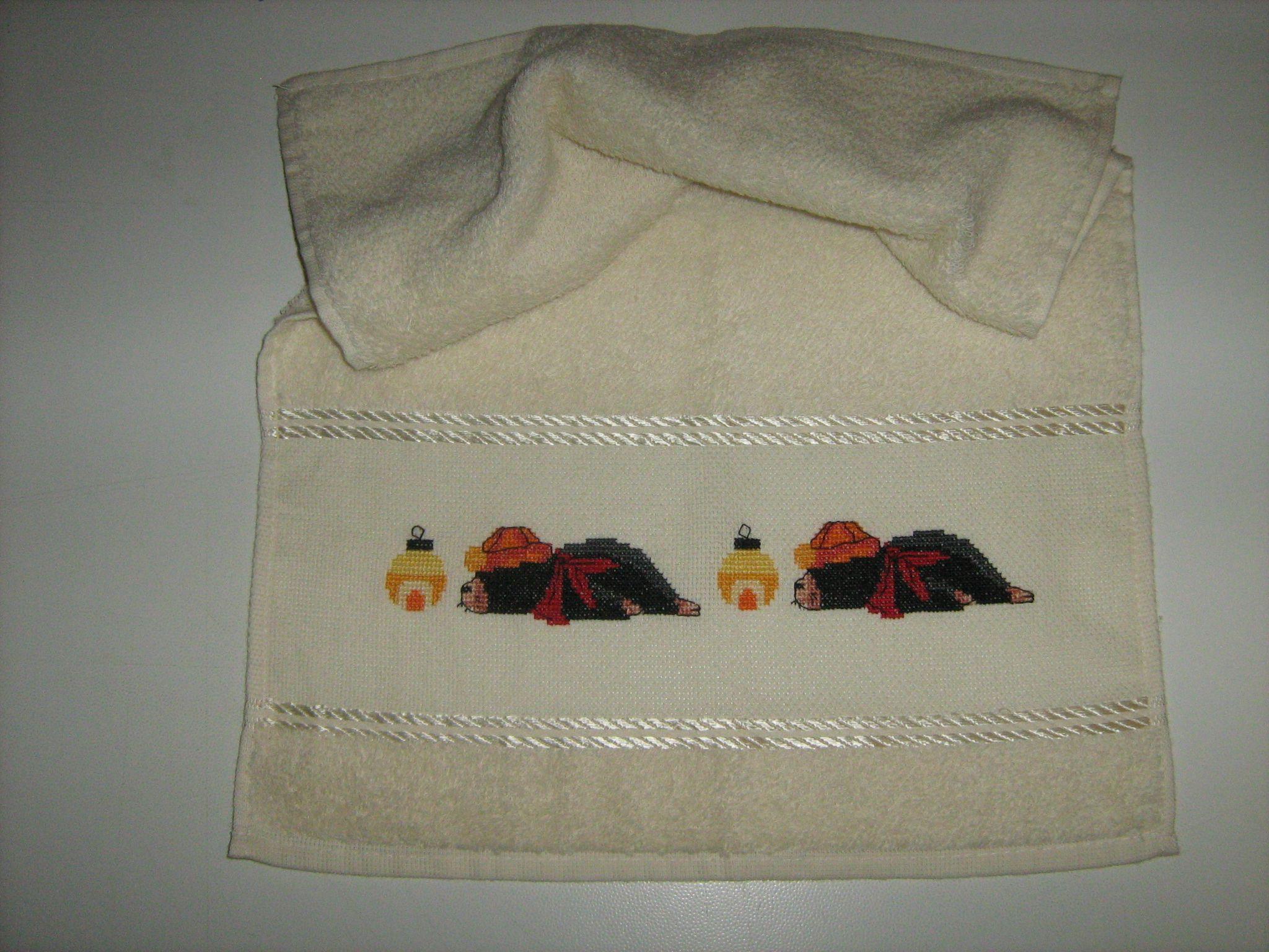asciugamano talpe