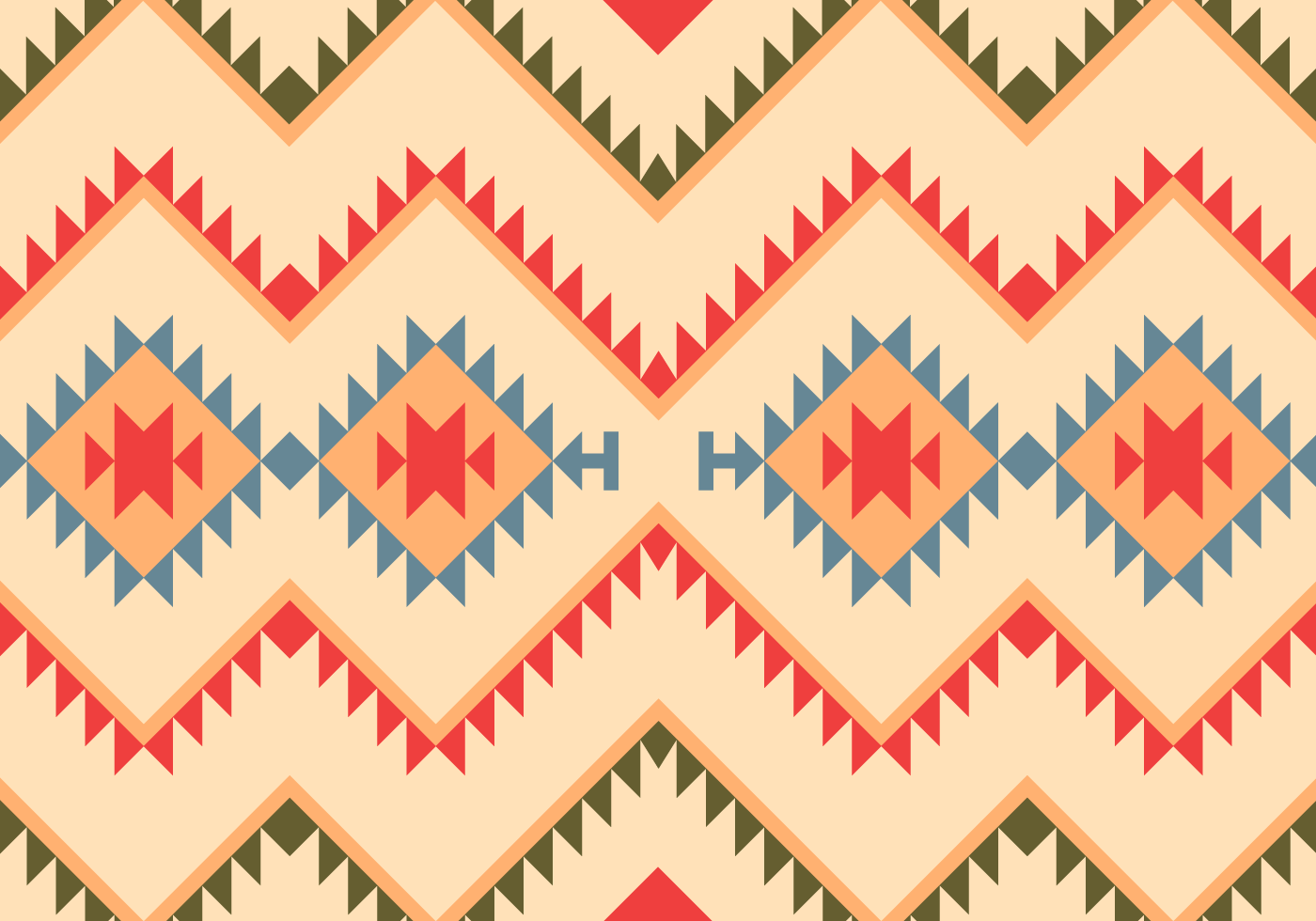 Native American Patterns Free Vector Art - (10159 Free Downloads ...