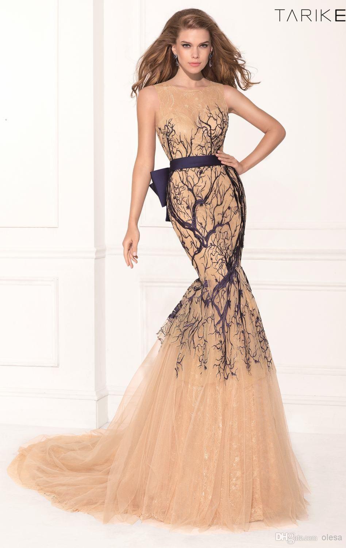 Cheap Tarik Ediz 92411 - Discount Dynamic Fashion 2014 Tarik Ediz 92411 Evening Gown Online with $262.09/Piece | DHgate
