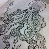 Photo of Bild Ergebnis für Octopus Tattoo, geometrisch, #Geometrisch #geometrischOctopus…