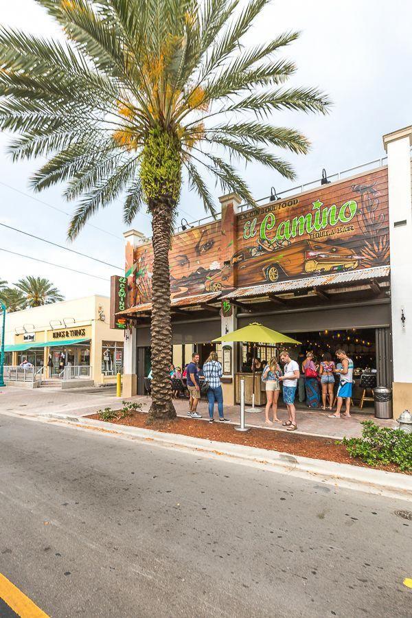 El Camino Mexican Restaurant In Delray Beach