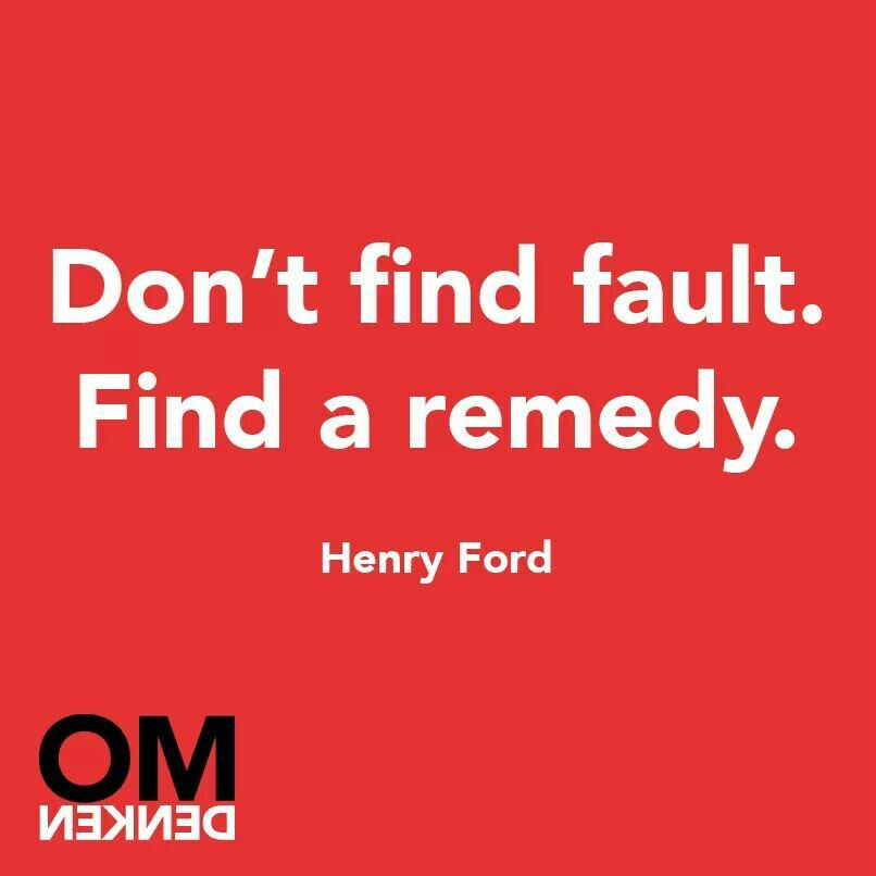 Geen fouten zoeken