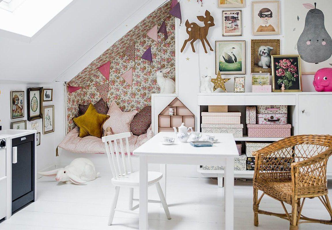 Kinderzimmer Mit Dachschräge Einrichtungsideen Otto Kinder Zimmer Diy Wohnzimmer Keller Badezimmer Ideen